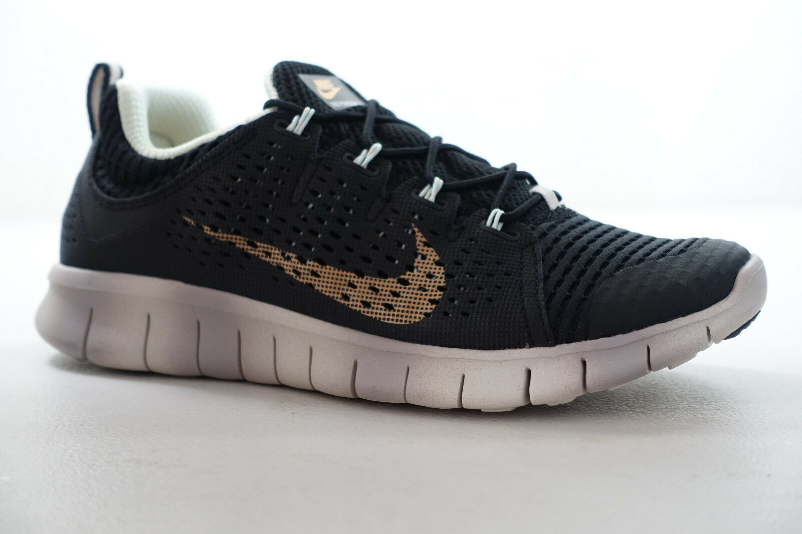 factory authentic ad980 02628 new MENS NIKE FREE POWERLINES II SHOES SIZE 8 black melon tint 555306 030