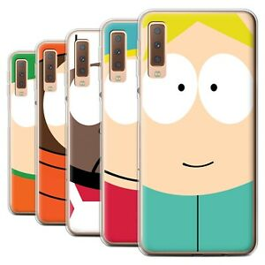 Gel-TPU-Case-for-Samsung-Galaxy-A7-2018-A750-Funny-South-Park-Inspired