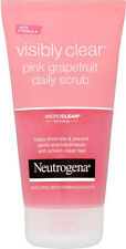 Neutrogena Visibly Clear Oil-Free Pink Grapefruit Acne Wash Foaming Scrub (150ml