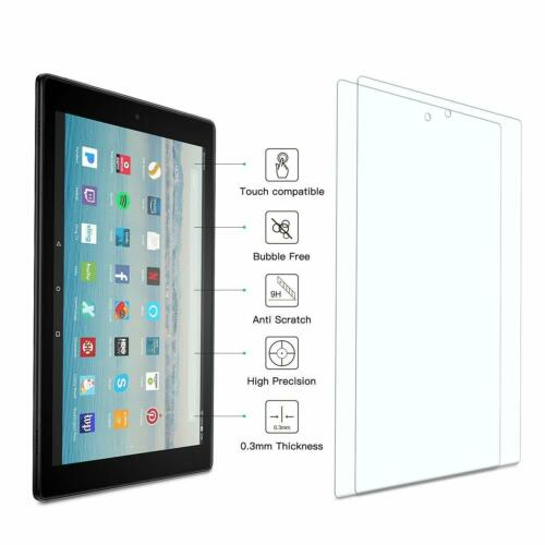 Fire Hd 10 Screen Protector Sparin Tempered Glass Screen Protector Wit 2 Pack