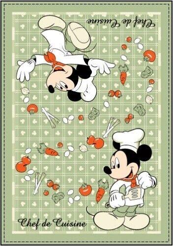 Disney Mickey Chef de Cuisine Kitchen Towel