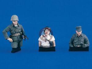 Verlinden-1-35-US-Marine-Corps-USMC-Tank-Crew-WWII-3-Half-figures-Resin-1882