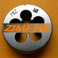 1pcs  8mm M8*1.0 Right hand M8x1.0 Die Pitch New