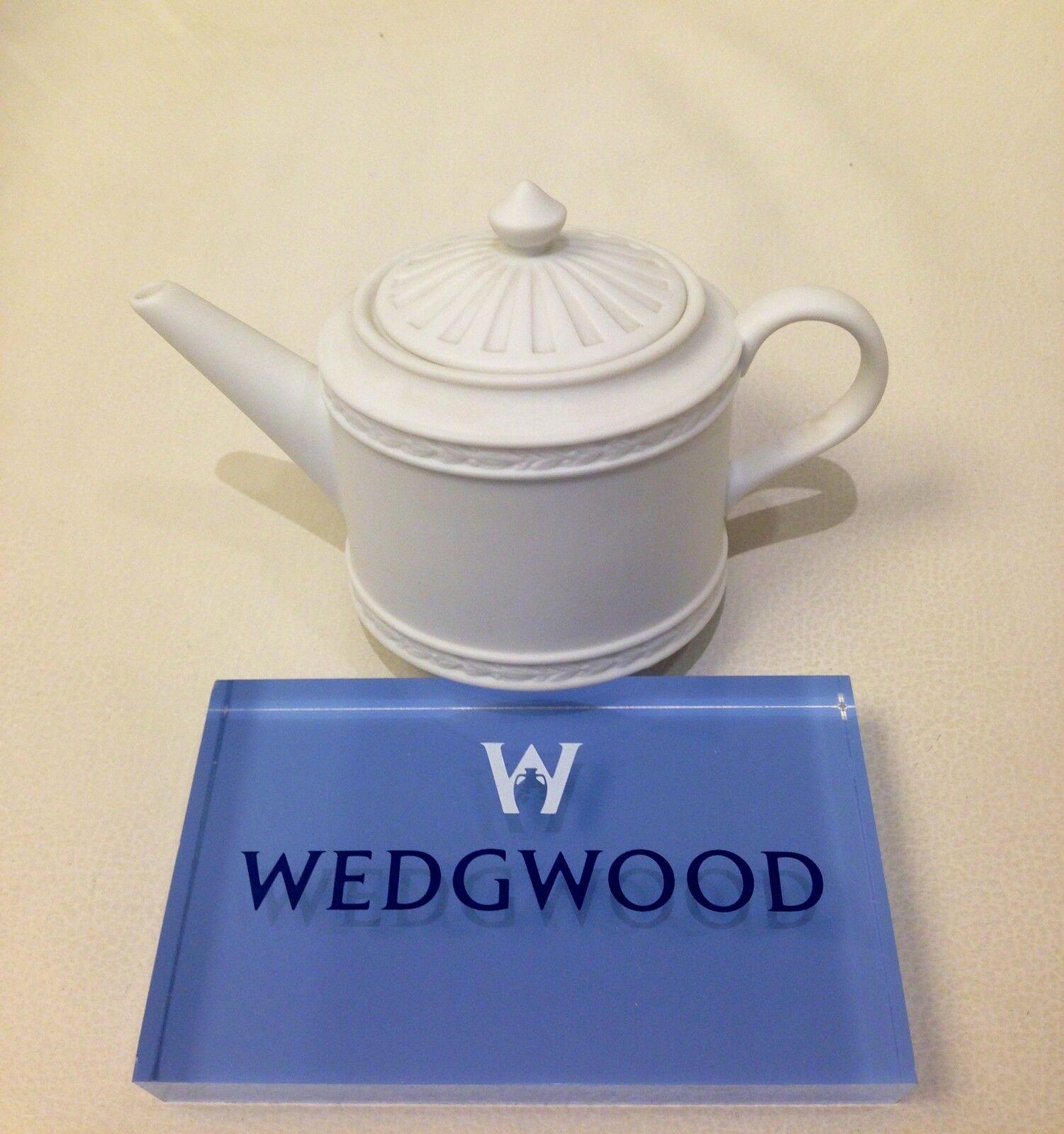 Teiera Kerzenhalter - Porzellan - 9 Uhr Rosan - - - Wedgwood 5db8b2