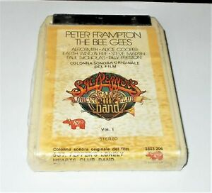 Mc-Stereo-8-PETER-FRAMPTON-THE-BEE-GEES-SGT-Pepper-039-s-Lonely-hearts-club-band-1