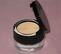 Sheer Cover Light Medium Duo Concealer Pocket Kit Mini Kabuki Brush Pouch Travel
