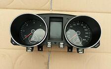 VW Golf MK6 1.6TDI Speedo Metro Cluster 2009-2013