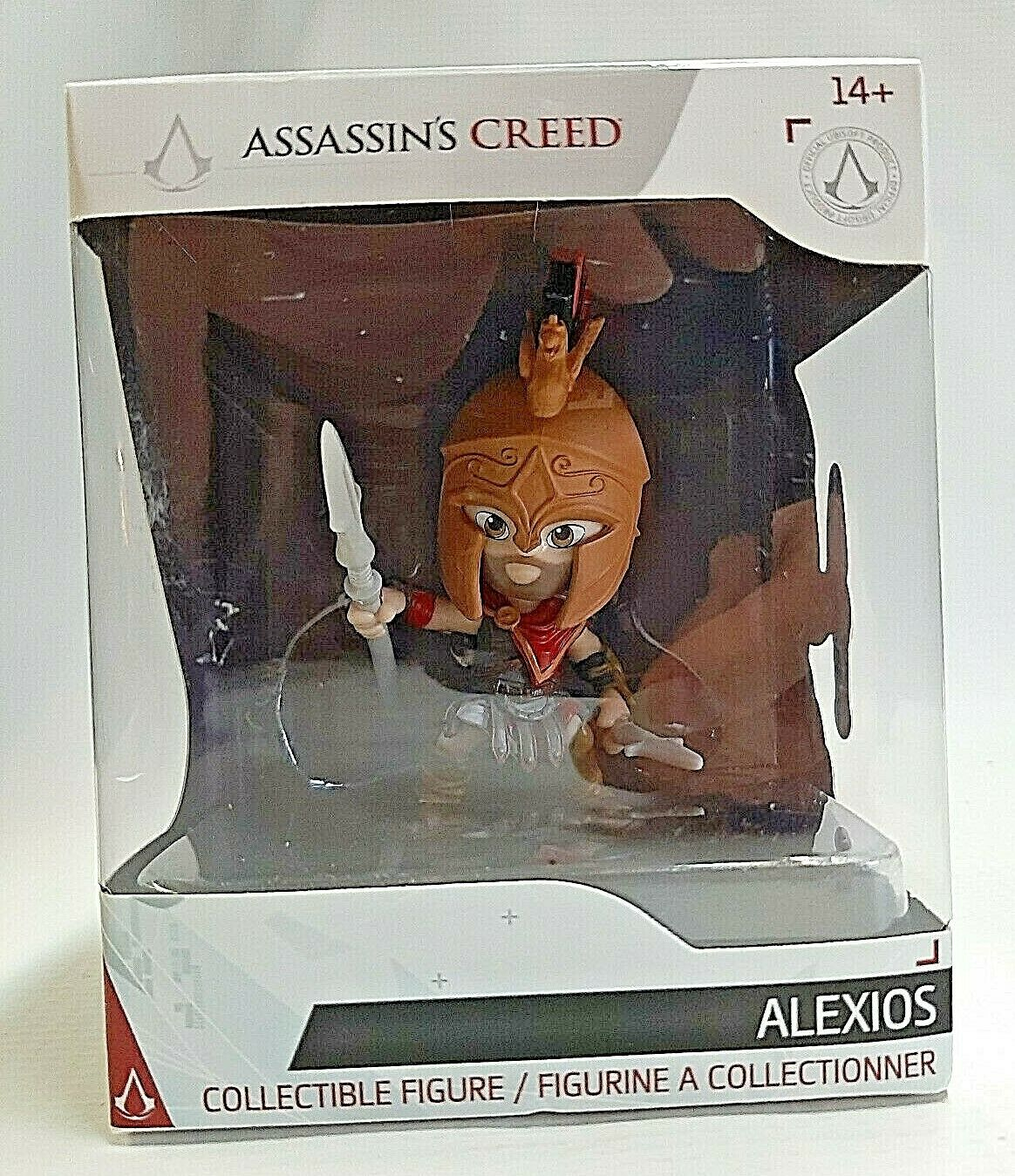 Assassin S Creed Collection 3 5 Alexios Action Figure 2019 Brand