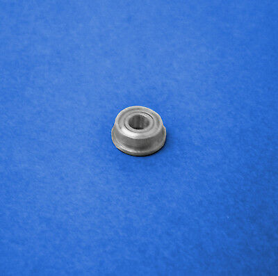 10 Kugellager mit Bund Flansch MF 105 ZZ 5 x 10 x 4 mm