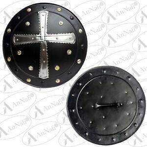 Medieval Shield SCA Combat shield Crusader Viking shield Perfect For Reenactment
