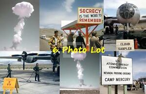 Vintage RPPC Atomic Bomb Explosion U.S Atomic Testing Photo DTL