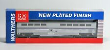 Walthers HO Scale Train Amtrak Phase 4b Superliner Liner Diner Plated 16184