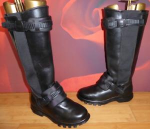 B 3  muestra Ralph Lauren Polo Sport botas Motocicleta de Chelsea EE. UU. 6