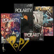 POLARITY (2013) #1 #2 #3 #4 Comics Set MAX BEMIS Jorge COELHO Boom Studios NM!