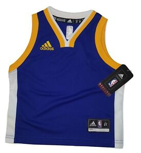 142c10c29 Image is loading adidas-NBA-Authentics-Toddler-Replica-Jersey-Golden-State-