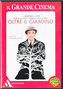 DVD-Il-grande-Cinema-Oltre-il-Giardino-Peter-Sellers-MONDADORI-ITA