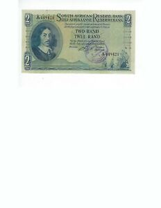 SOUTH-AFRICA-2-RAND-FIRSTTYPE-BANK-STAMP-OVEPRINT-BUT-NOTE-IS-UNC