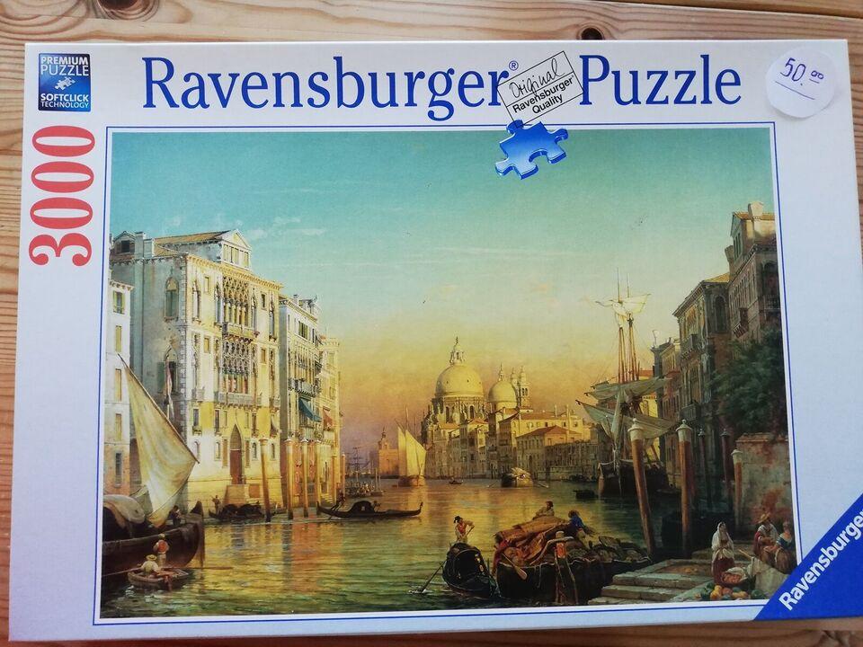 Ravensburger, puslespil