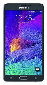 """NEW"" Samsung Galaxy Note 4 N910A AT&T 4G GSM UNLOCKED Android Phone 32GB Black"
