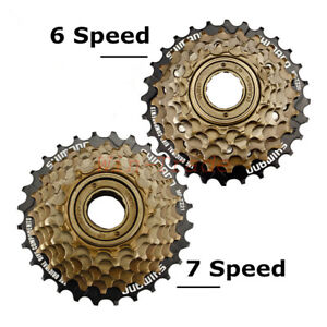 Shimano Mf-tz21 14-28 Teeth 7 Speed Freewheel Choice Materials Bicycle Components & Parts Cassettes, Freewheels & Cogs
