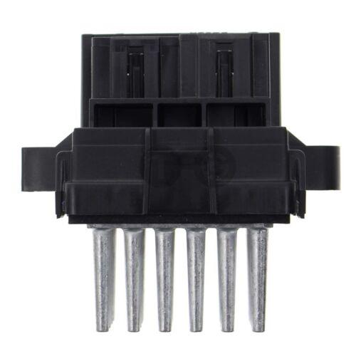 A//C Heater Blower Motor Resistor Module for 15141283 13503201 13598090 13501703