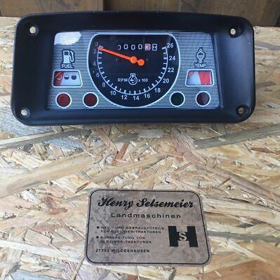 FORD Traktor Kombiinstrument Traktormeter Ford 2600 3600 4600 5600 6600 7600