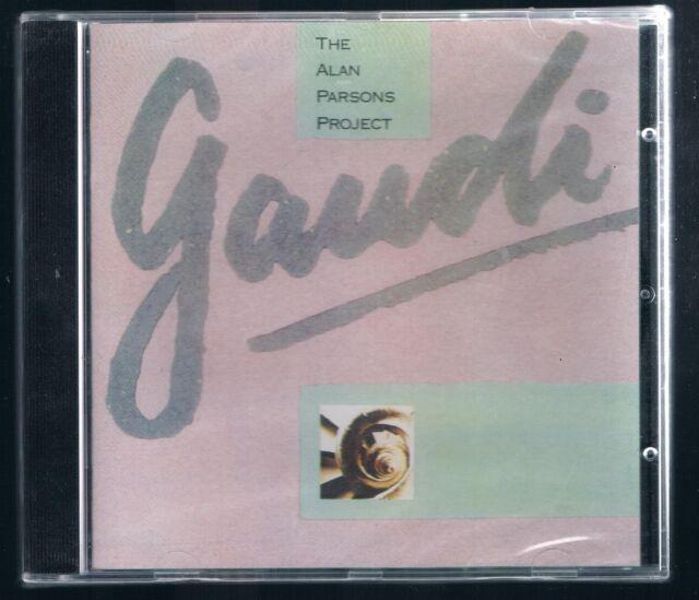 THE ALAN PARSONS PROJECT GAUDI CD F.C. NUOVO SIGILLATO!!!