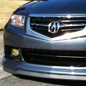 Universal Front Bumper Lip Splitter Chin Spoiler Body Kit ...