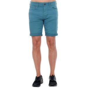 Jack&Jones Hombre Bermuda pantalón corto Azul 14186
