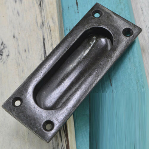 Poignées de porte coulissantes3X Poignée de porte escamotable Poignées encastré