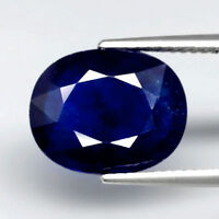 BIG! 6.54 CT GENUINE AAA..BLUE SAPPHIRE, BIG LOOSE GEM. No Reserve.