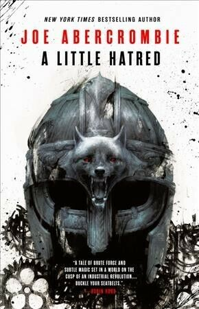 Little Hatred, Hardcover by Abercrombie, Joe, Brand New, Free shipping in the US