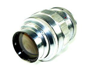 Jupiter-11-f4-135mm-SLR-Telephoto-Portrait-Camera-Lens-M39-Screw-Mount