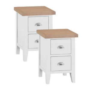 Canterbury Small Bedside Cabinet
