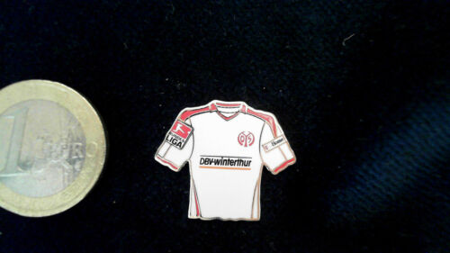 FSV Mainz 05 M05 Trikot Pin 2007//2008 Away DBV Winterthur Badge