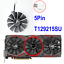 thumbnail 8 - Graphics Video Card Cooler Fan Replacement For ASUS Strix GTX 1000 Series 4-6Pin