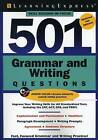 501 Grammar and Writing Questions: Fast, Focused Practice by Editors of Learningexpress LLC (Paperback / softback, 2010)