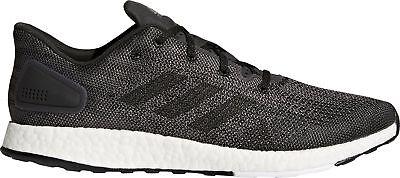 Adidas Pure Boost Dpr Scarpe Da Corsa Da Uomo-grigio-mostra Il Titolo Originale Buona Conservazione Del Calore