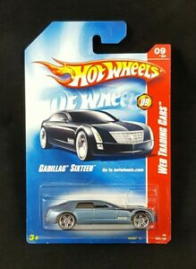 Beautiful Image Is Loading Hot Wheels Web Trading Cars Cadillac Sixteen 85