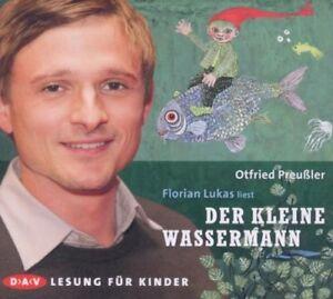 FLORIAN-LUKAS-DER-KLEINE-WASSERMANN-2-CD-NEU
