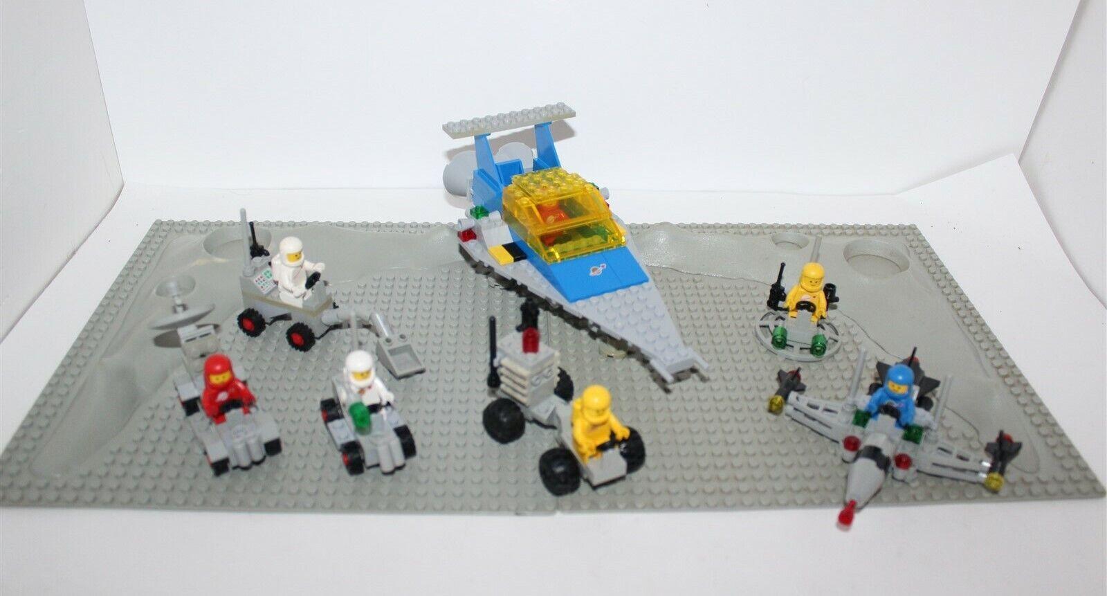 Vintage Lego Space Sets & Boards