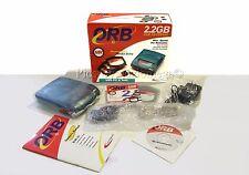NEW SCSI TO USB 2.0 CASTLEWOOD ORB DRIVE 2.2 GB HD50 Adapter SCSI USB SCSI JAZ