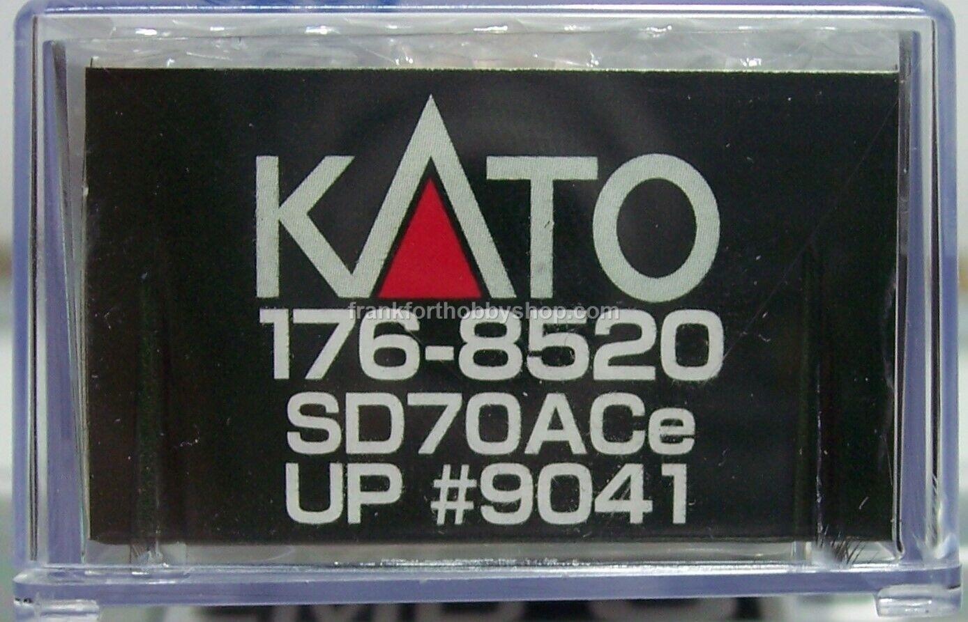 Kato  176-8520 - n-EMD SD70ACe Unión Pacific Road  9041 Faros de nariz