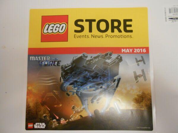 Mai 2016 Lego Newsletter Vif Et Grand Dans Le Style