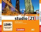 Studio [21] Grundstufe A1: Gesamtband. Audio-CDs und Video-DVD mit Übungsbooklet (2013)