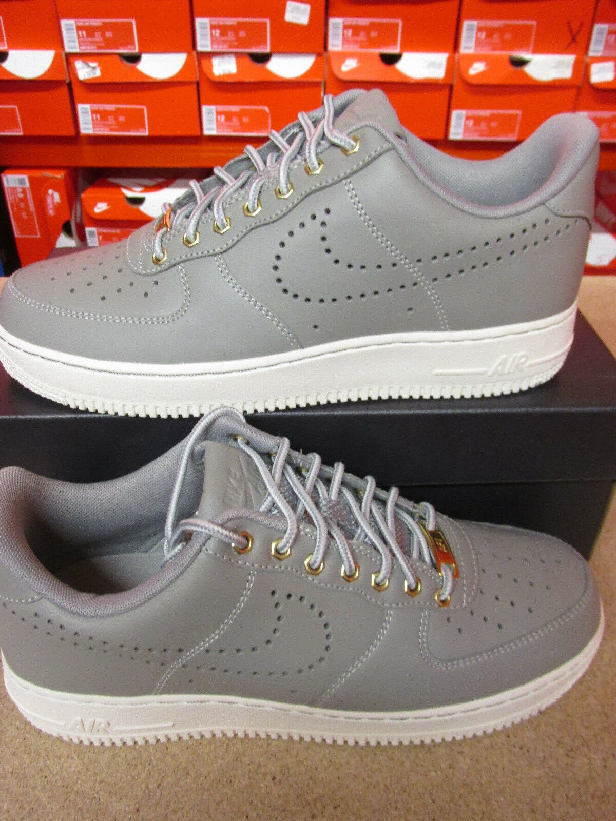 Nike Air Force 1 LV8 WB Mens Trainers 882095 002 Sneakers Shoes