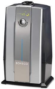 Boneco 7142 Warm or Cool Mist Ultrasonic Air Humidifier with Plug