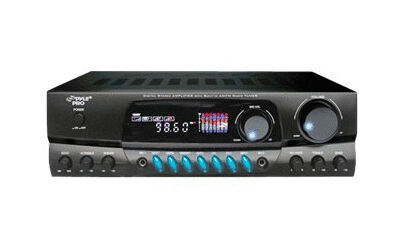 PYLE PT260A 200 Watts Digital AM-FM Stereo Receiver