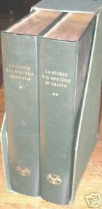 LA-STORIA-E-IL-MISTERO-DI-CRISTO-P-R-Bernard-1964