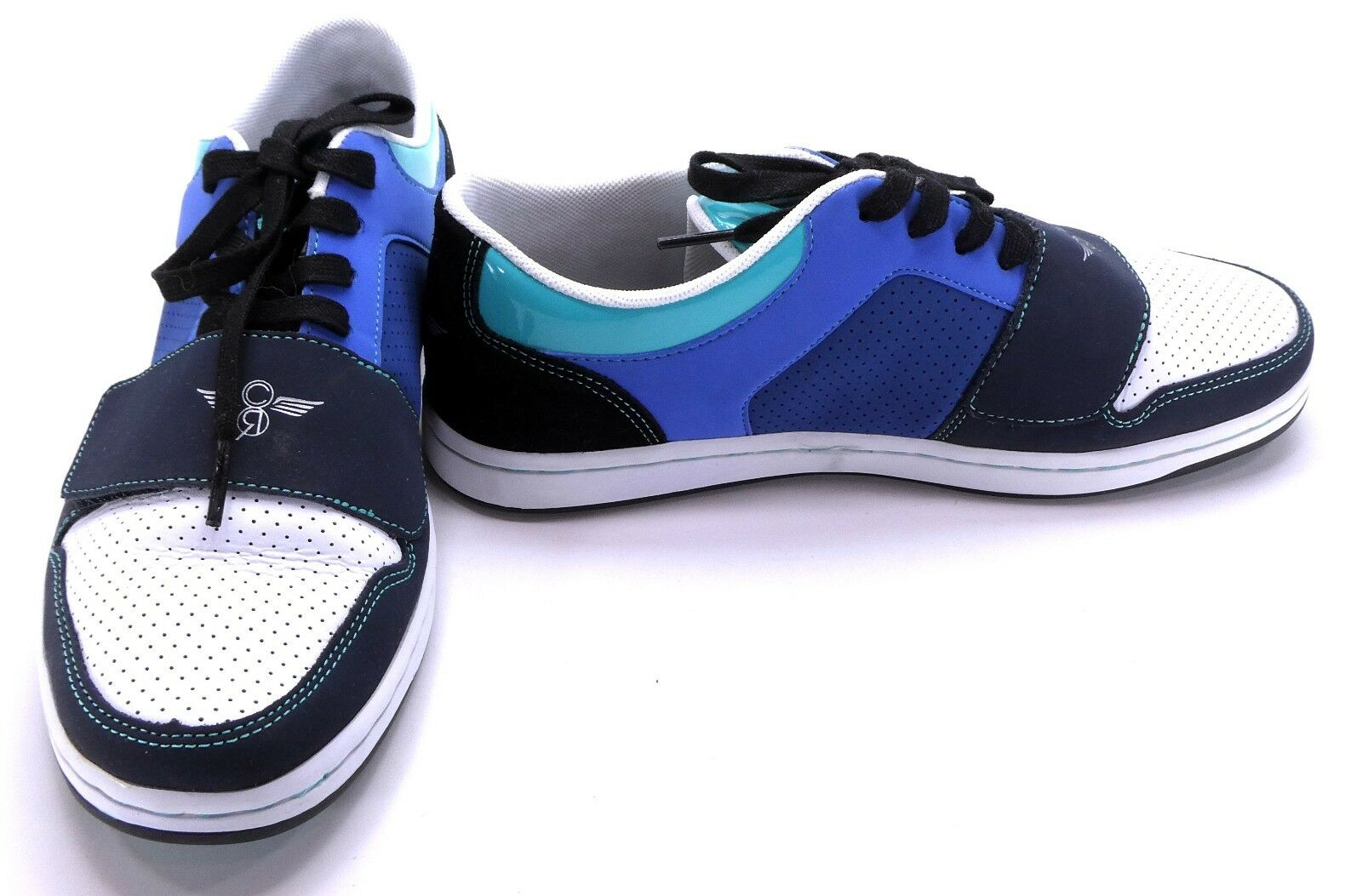 Creative Recreation Chaussures Cesario Lo Bleu/Noir/Aqua Sneakers
